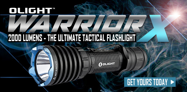 Olight Warrior X